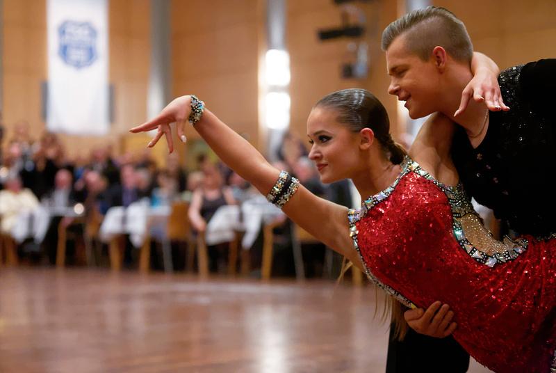LM TBW Hauptgruppe S Latein, Stadthalle in Weinheim. 27.02.16.