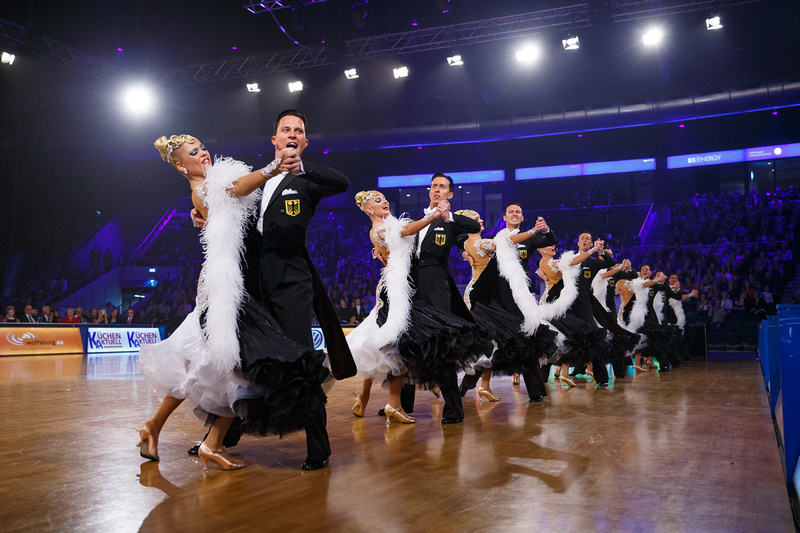 The World Championship of Formations Standard
