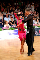 WDSF Grand Slam Latin at GOC 2015. 13.08.15.
