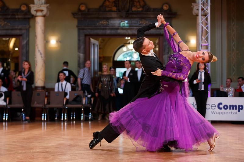 WDSF Rising Stars Standard danceComp 2016, Historische Stadthalle in Wuppertal. 01.07.16.